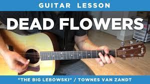 Dead Flowers Tabs -