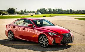 red lexus 2017 lexus is 200t f sport cars exclusive videos and photos updates