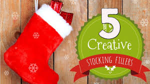 Stocking Stuffers For Her Creative Stocking Stuffers For Him And Her Youtube