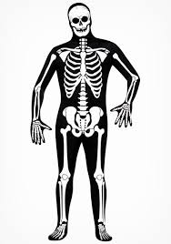 halloween skeleton costume tried and true halloween costumes
