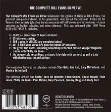 bill evans complete bill evans on verve amazon com music