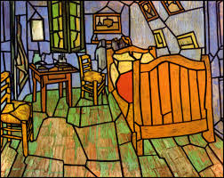 the bedroom van gogh bedroom art institute of chicago van gogh bnb chicago art