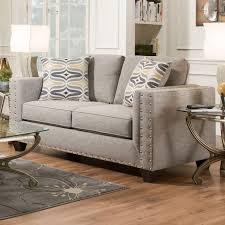 American Design Furniture American Furniture 1700 Contemporary Loveseat Miskelly Furniture
