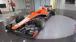 formula 1 car for sale marussia formula one team to auction assets cnn com