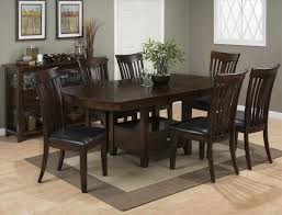 furniture old brick dining room sets sturdy dining table with