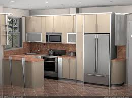 small kitchen layout with island modern minimalist small kitchen design blue island cabinet with