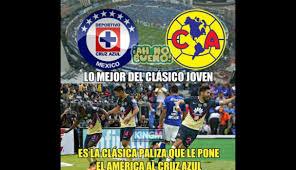 Memes Cruz Azul Vs America - américa vs cruz azul los mejores memes del triunfo en el estadio
