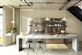 stainless steel kitchen islands concrete kitchen island kitchen with concrete kitchen island