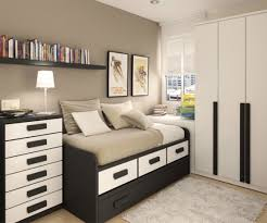 White Single Bed With Storage Interior Teen Room Decorating Ideas For Girls Be Equipped With