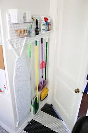 Laundry Room Wall Storage 21 Of The Best Laundry Room Hacks Door Storage Laundry Rooms