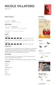 cleaner resume samples visualcv resume samples database
