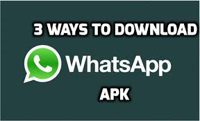 downlaod whatsapp apk whatsapp apk for android updated version fast