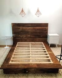 Wooden Framed Beds Japanese Platform Bed Platform Bed Style Decor Gallery And Wooden