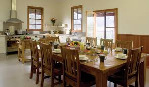 Homestead Kitchen East Kunderang Homestead Nsw National Parks