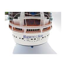 cruise ship models harmony of the sea model boat