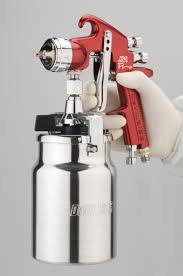 devilbiss jga pro conventional suction feed spray gun