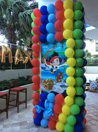 jake and the neverland party ideas dreamark events disney jake and the never land themed