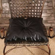 sewcrane pu leather seating functional cushion square floor