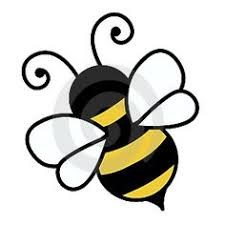 bee clipart bumble bee drawings images