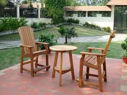 Tall Outdoor Table Patio Ideas Awesome High Top Table Sets With Stools And Glass