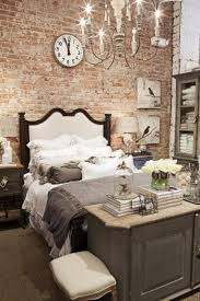 rustic master bedroom with high ceiling u0026 nightstand zillow digs