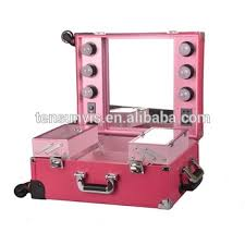 professional makeup artist lighting lighting rolling cosmetic with mirrior professional makeup