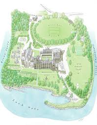 estate map book your stay at the historic highland scotland loch ness