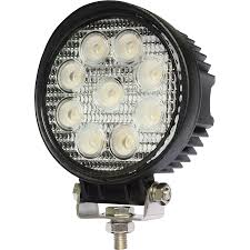 27 watt led work lights 4 warning and emergency light
