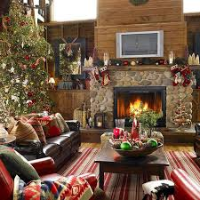 living rooms decorated for christmas christmas decorations ideas bringing the christmas spirit into