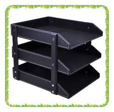 paper holder desk paper holder in file tray from office school supplies on