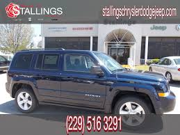 jeep commander vs patriot featured new cars stallings cdjr of thomasville ga
