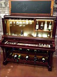 furniture glass bar cabinet marble top liquor cabinet modern