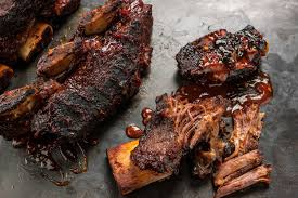 smoky sweet bbq beef short ribs recipe chowhound
