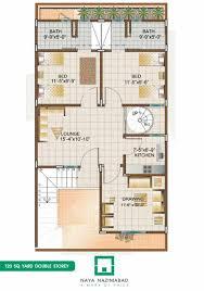 Floor Plan Of Bungalow Bungalows U2013 Naya Nazimabad