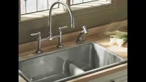 Kohler Commercial Kitchen Faucet Kitchen Sinks Cool Undermount Bathroom Sink Kitchen Sinks And