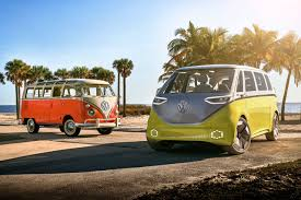 wallpaper volkswagen van wallpaper wednesday volkswagen i d buzz electric van on vacation