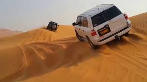 nissan uae toyota land cruiser and nissan patrol vtc dunebashing in uae youtube