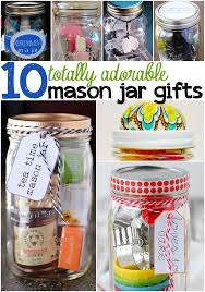 10 super cute mason jar gifts earth gift and craft