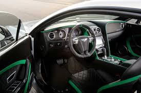 Exotic Car Interior Bentley Continental Gt3 R 2015 Best Ultra Luxury