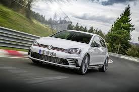 gti volkswagen volkswagen golf gti clubsport s nurburgring review gtspirit