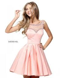 sherri hill short dresses blossoms bridal u0026 formal dress store