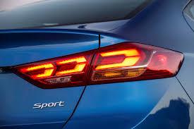 hyundai elantra eco light 2017 hyundai elantra sport drive review