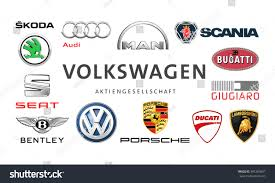 porsche logos kiev ukraine february 24 2016 collection stock photo 381269857