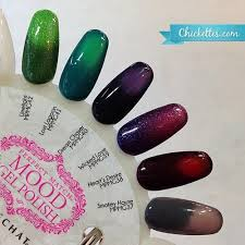 best 25 mood nail polish gel ideas on pinterest