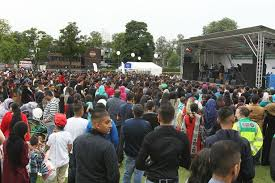 what time does the birmingham eid mela start birmingham live