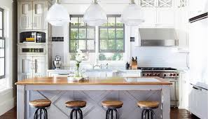 wood island kitchen distressed whitewashed kitchen island cottage kitchen