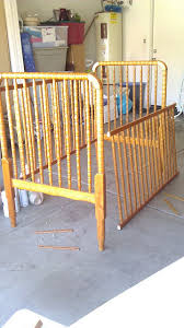 When To Turn Crib Into Toddler Bed Re Purposing Turning A Drop Side Crib Into A Toddler Bed