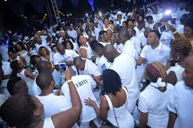 all white party zari all white party home