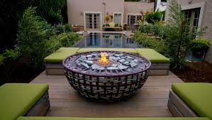 Outdoor Table With Firepit by Table 66 Fire Pit And Outdoor Fireplace Ideas Stunning Patio