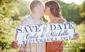 save the date signs save the date sign were engaged newly engaged